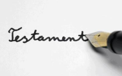 Kan man selv skrive sit testamente og få det underskrevet hos notaren?