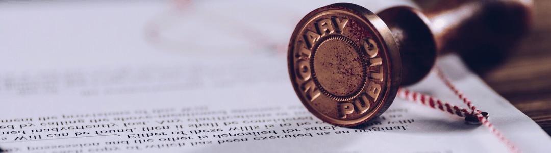 Hvad er et notartestamente?